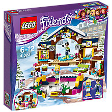 Buy LEGO Friends 41322 Snow Resort Ice Rink Online at johnlewis.com