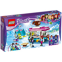 Buy LEGO Friends 41319 Hot Chocolate Van Online at johnlewis.com