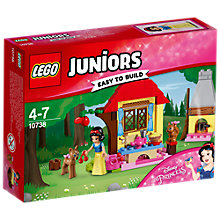 Buy LEGO Juniors 10738 Disney Princess Snow White's Cottage Online at johnlewis.com