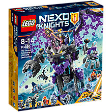 Buy LEGO Nexo Knights 70356 The Stone Colossus Online at johnlewis.com