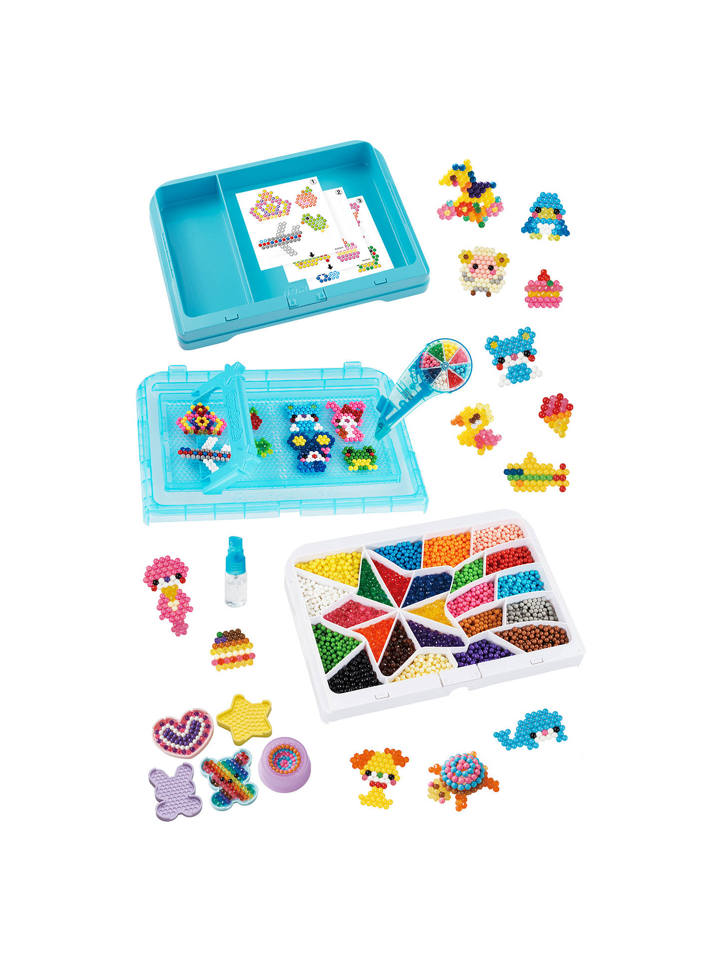 Buy Aquabeads Deluxe Studio Online at johnlewis.com