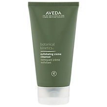 Buy AVEDA Botanical Kinetics™ Exfoliating Creme Cleanser, 100ml Online at johnlewis.com