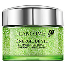 Buy Lancôme Énergie De Vie The Exfoliating Mask, 75ml Online at johnlewis.com