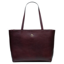 Buy Radley Greyfriars Gardens Leather Large Tote Bag Online at johnlewis.com