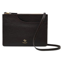 Buy Radley Pocket Leather Medium Cross Body Bag Online at johnlewis.com