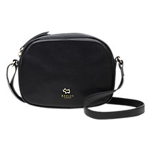 Buy Radley Greyfriars Gardens Leather Small Across Body Bag Online at johnlewis.com