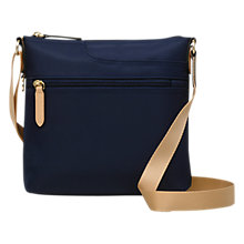 Buy Radley Pocket Essentials Fabric Small Cross Body Bag Online at johnlewis.com