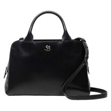 Buy Radley Millbank Leather Medium Grab Bag Online at johnlewis.com