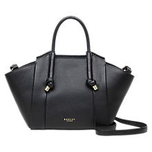 Buy Radley Eltham Gardens Leather Medium Grab Bag Online at johnlewis.com