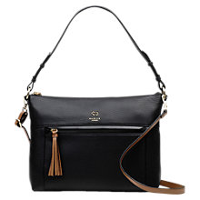 Buy Radley Postman's Park Leather Medium Grab Bag Online at johnlewis.com