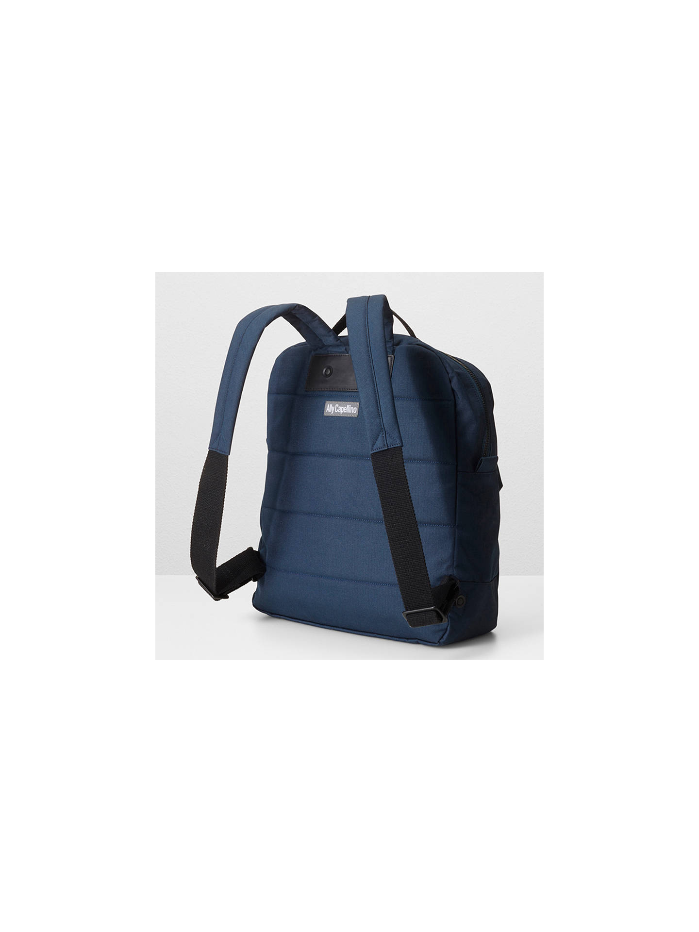 ... BuyAlly Capellino Ian Ripstop Nylon Backpack 8a21ce05964f7
