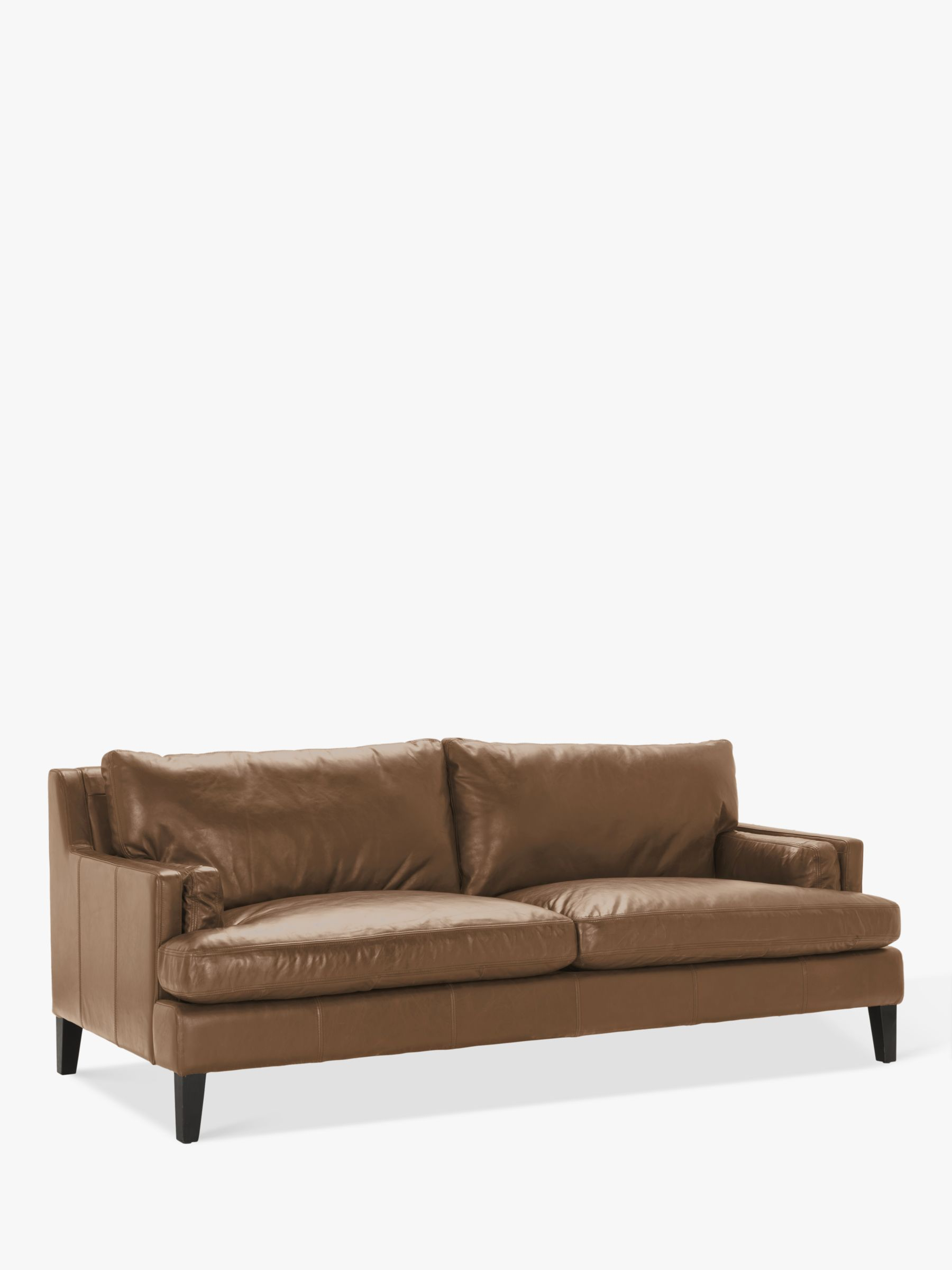 Halo canson large 3 seater leather sofa riders for Leather sofa 7 seater