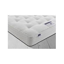 Buy Silentnight Sleep Soundly Miracoil Ortho Divan Base and Mattress Set, FSC-Certified (Picea Abies, Chipboard), Firm, Double Online at johnlewis.com