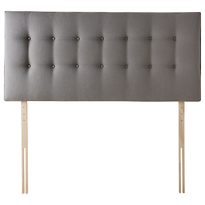 Silentnight Sleep Genius Strutted Headboard, FSC-Certified, King Size
