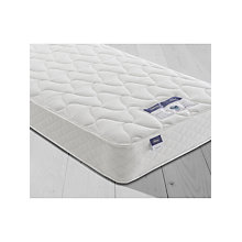 Buy Silentnight Sleep Soundly Miracoil Comfort Divan Base and Mattress Set, FSC-Certified (Picea Abies, Chipboard), Firm, Single Online at johnlewis.com