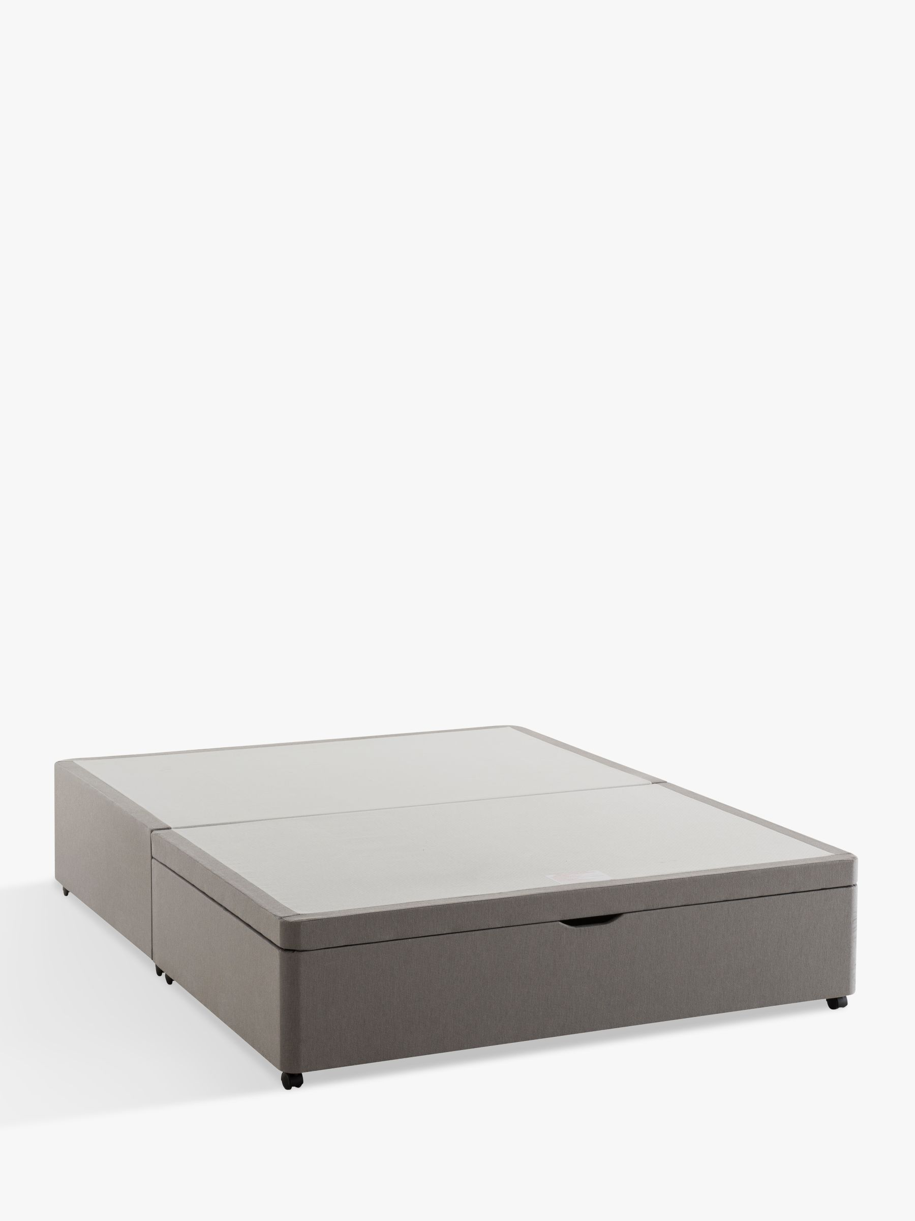 Silentnight End Divan Ottoman Storage Bed Double Octer