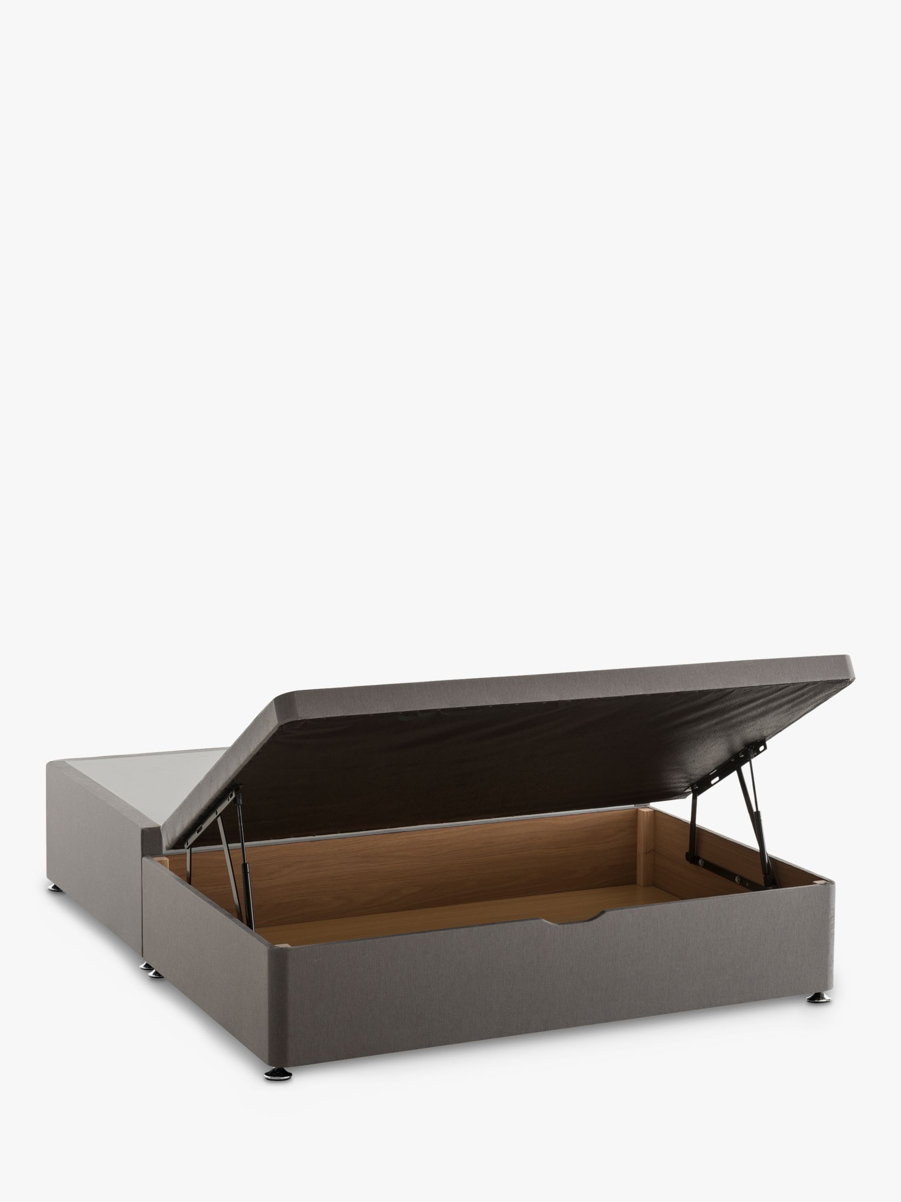 Picture of: Silentnight End Divan Ottoman Storage Bed King Size At John Lewis Partners