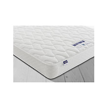 Buy Silentnight Sleep Soundly Miracoil Comfort Divan Base and Mattress Set, FSC-Certified (Picea Abies, Chipboard), Firm, Double Online at johnlewis.com