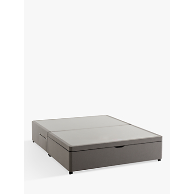 Silentnight 2 Drawer Continental End Divan Storage Bed, Double