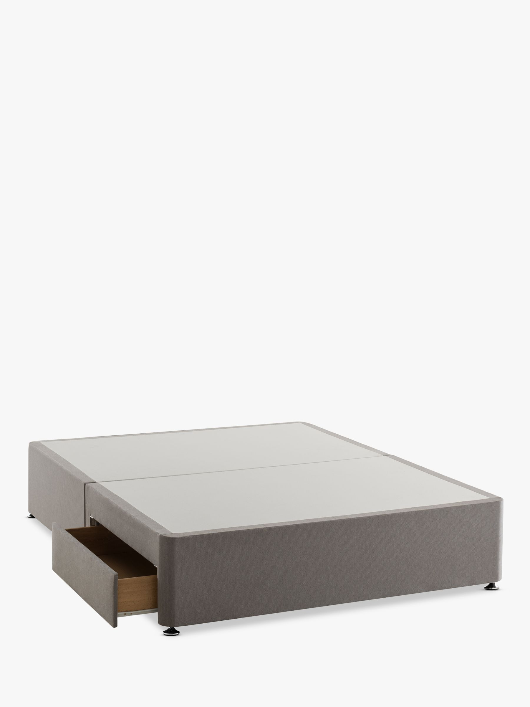 Silentnight Silentnight Non Sprung 2 Drawer Divan Storage Bed, Super King Size