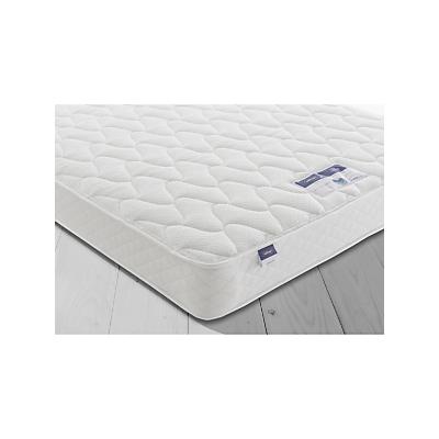 Silentnight Sleep Soundly Miracoil Comfort Divan Base and Mattress Set, FSC-Certified (Picea Abies, Chipboard), Firm, Super King Size