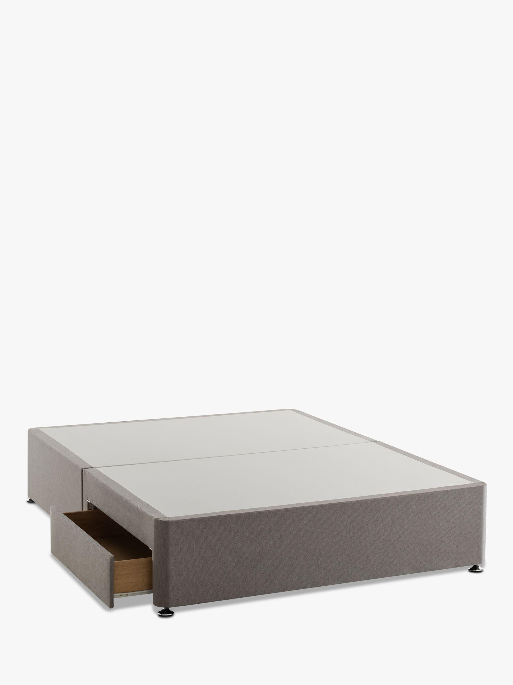 Silentnight Silentnight Non Sprung 2 Drawer Divan Storage Bed, King Size