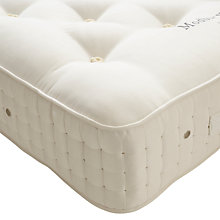Buy Vispring Modbury Superb Mattress, Medium, Emperor Online at johnlewis.com