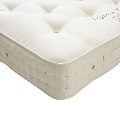 Vispring Plymouth Superb Mattress, Medium, Super King Size