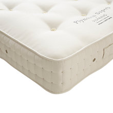 Buy Vispring Plymouth Superb Mattress, Medium, Single Online at johnlewis.com