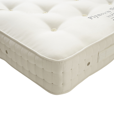 Vispring Plymouth Superb Mattress, Medium, Emperor
