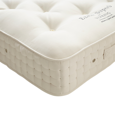 Vispring Exeter Superb Mattress, Medium, Single