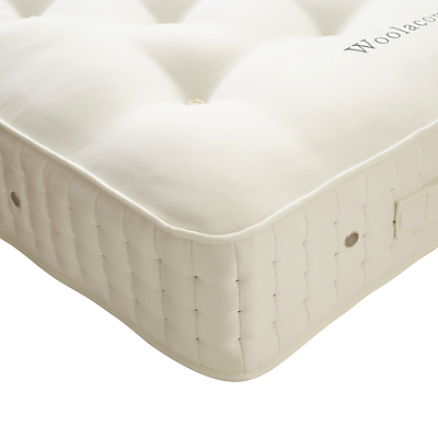Vispring Woolacombe Superb Mattress, Medium, Large Emperor