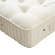 Buy Vispring Woolacombe Superb Mattress, Medium, Large Emperor Online at johnlewis.com