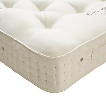 Buy Vispring Exeter Superb Mattress, Medium, Emperor Online at johnlewis.com