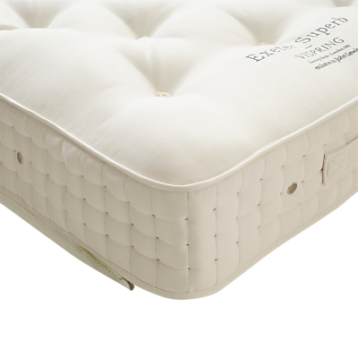 Vispring Exeter Superb Zip Link Mattress, Medium, Super King Size