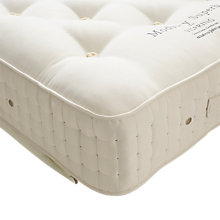 Buy Vispring Modbury Superb Zip Link Mattress, Medium, Super King Size Online at johnlewis.com