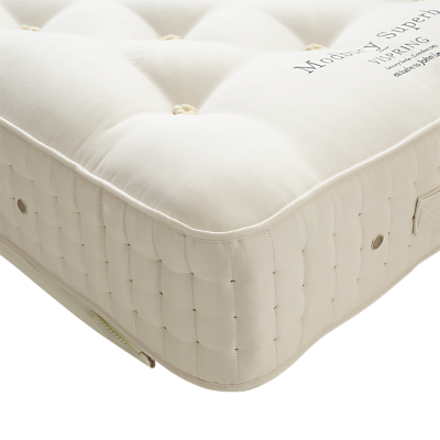 Vispring Modbury Superb Zip Link Mattress, Medium, Emperor