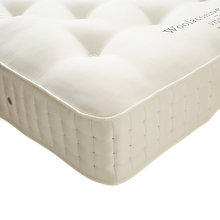 Buy Vispring Woolacombe Superb Mattress, Medium, Double Online at johnlewis.com