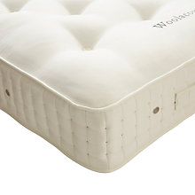Buy Vispring Woolacombe Superb Mattress, Medium, Emperor Online at johnlewis.com