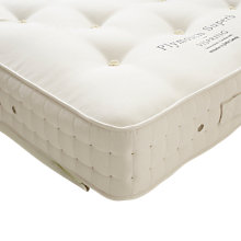 Buy Vispring Plymouth Superb Zip Link Mattress, Medium, Emperor Online at johnlewis.com