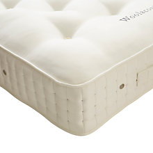 Buy Vispring Woolacombe Superb Mattress, Medium, Super King Size Online at johnlewis.com