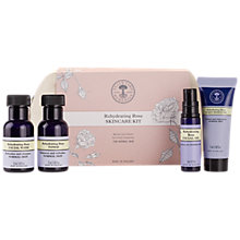 Buy Neal's Yard Remedies Rehydrating Rose Skincare Kit Online at johnlewis.com
