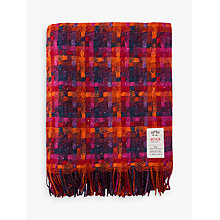 Buy Avoca Lollipop Wool Throw Online at johnlewis.com