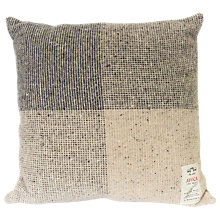 Buy Avoca Artisan Block Wool Cushion Online at johnlewis.com