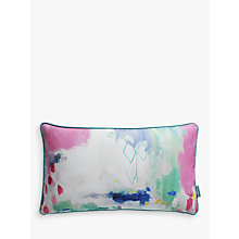 Buy bluebellgray Medina Print Cotton Cushion Online at johnlewis.com