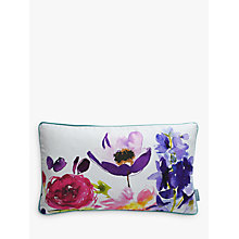 Buy bluebellgray Taransay Print Cotton Cushion Online at johnlewis.com
