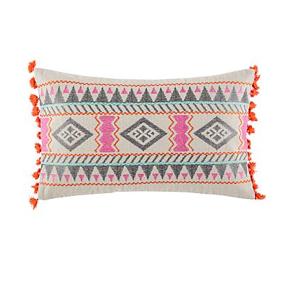 Kas Myra Woven Cotton Cushion
