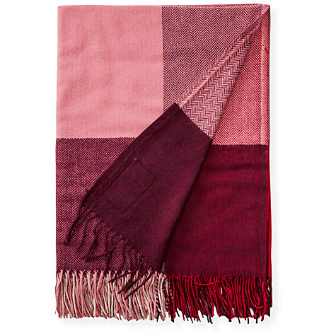 Buy Avoca Tuscany Cashmere Blend Throw Online at johnlewis.com