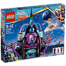 Buy LEGO DC Super Hero Girls 41239 Eclipso Dark Palace Online at johnlewis.com
