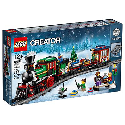 LEGO Creator 10254 Winter Holiday Train